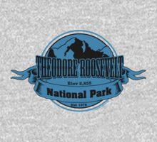 Theodore Roosevelt National Park, North Dakota Kids Clothes