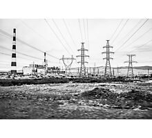 Power Photographic Print