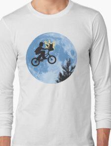 Electric Ride Long Sleeve T-Shirt