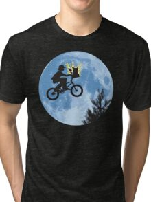 Electric Ride Tri-blend T-Shirt