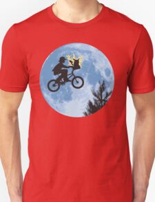 Electric Ride Unisex T-Shirt