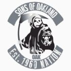 Sons Of Oakland Raiders by daleos