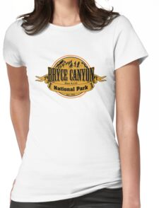 Bryce Canyon National Park, Utah Womens Fitted T-Shirt