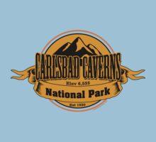 Carlsbad Caverns National Park, New Mexico Baby Tee