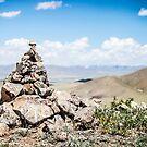 My pile of rocks by Ruben D. Mascaro