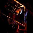 Lights, Camera, Action by Ruben D. Mascaro