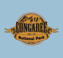 Congaree National Park, South Carolina One Piece - Short Sleeve