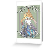 naga siren Greeting Card