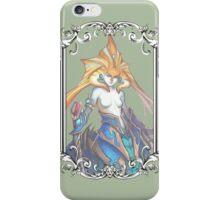 naga siren iPhone Case/Skin