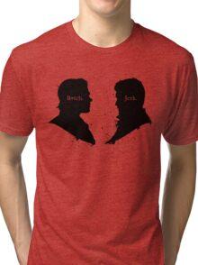 B*tch & Jerk Tri-blend T-Shirt