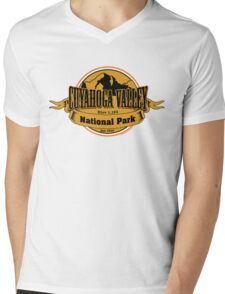 Cuyahoga Valley National Park, Ohio Mens V-Neck T-Shirt