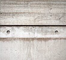 Board Marked Concrete - Denys Lasdun by Peter Cassidy