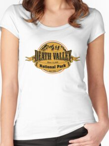 Death Valley National Park, California Women's Fitted Scoop T-Shirt