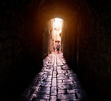 Tunnel Vision by MatsJacobsen