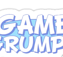 New Game Grumps Logo Sticker