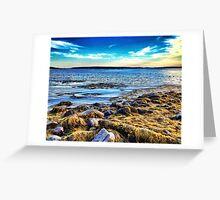 Stockton Springs, Maine Greeting Card