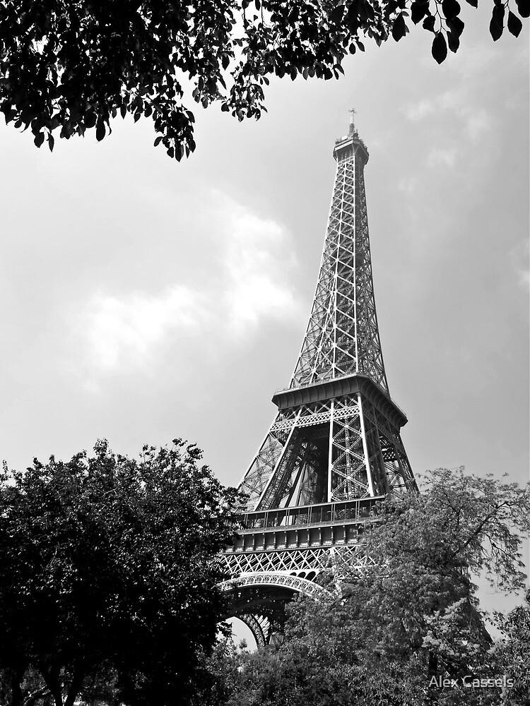 La Tour Eiffel by Alex Cassels