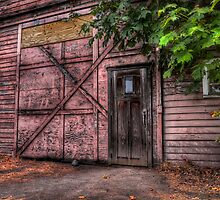 DOOR OF ACCEPTANCE by Charles & Patricia   Harkins ~ Picture Oregon