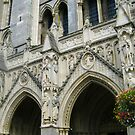 Truro Cathedral - Front Aspect by BlueMoonRose