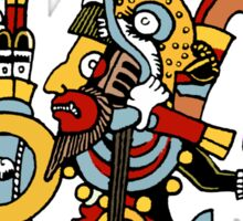 The Warrior Sticker