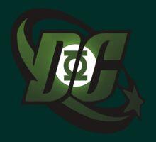 DC Green Lantern Logo by Laura Mancini