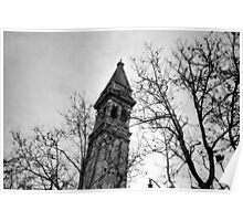 Just Another Leaning Tower - Lomo Poster