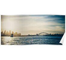 Sydney Tall Ship Poster
