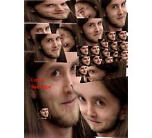 Varg is a swell guy Photographic Print