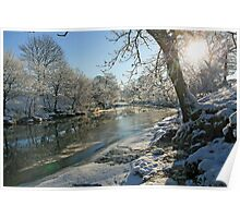 A Frozen River Kent Poster