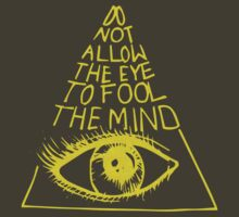 Anti NWO - Do Not Allow The Eye To Fool The Mind by Immortalized