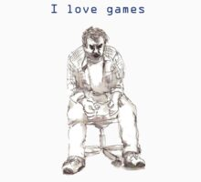I love games. by mzbrozek