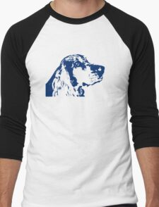 Head dog Men's Baseball ¾ T-Shirt