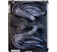 Grafitti Wings iPad Case/Skin
