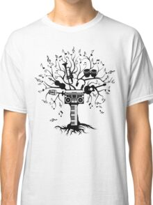 Melody Tree - Dark Silhouette Classic T-Shirt