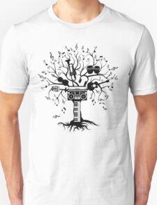 Melody Tree - Dark Silhouette T-Shirt
