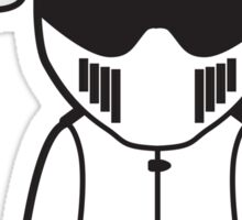 The Stig - Father Stigmas Sticker