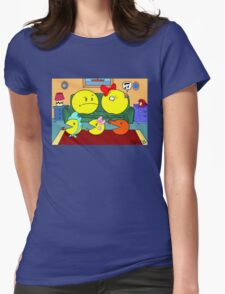 pac-Man Fever 2 the relapse: official t-shirt - the three sons Womens Fitted T-Shirt