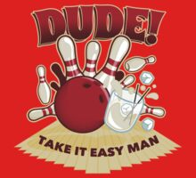 Dude! One Piece - Short Sleeve