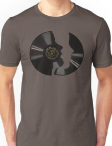 Vinyl Profile Unisex T-Shirt