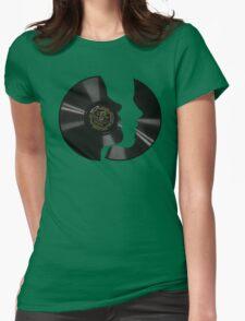 Vinyl Profile Womens T-Shirt