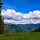 """Hiking Vail Mountain"" Vail, CO by AlexandraZloto"