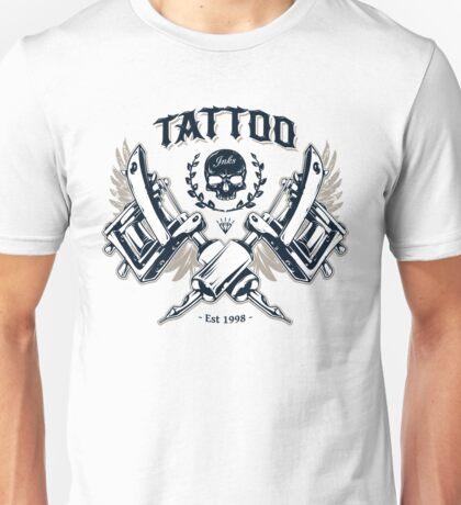 Tattoo Print Unisex T-Shirt