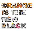 Orange is the New Black by michellelo