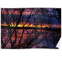 Loch Dunvegan Sunrise Poster