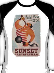 Build Mass With Sass T-Shirt