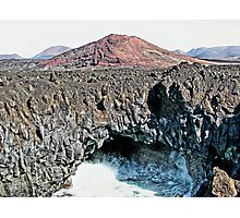 Lanzarote in the Canary Islands Photographic Print