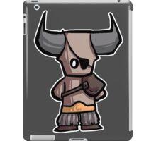 Bull chibi iPad Case/Skin