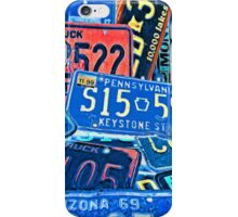 Forgotten Cars iPhone Case/Skin