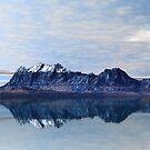 Bluerock Mountain by Hugh Fathers