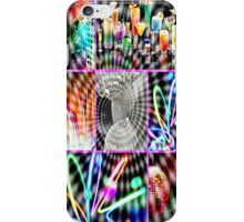 hypnotic love iPhone Case/Skin